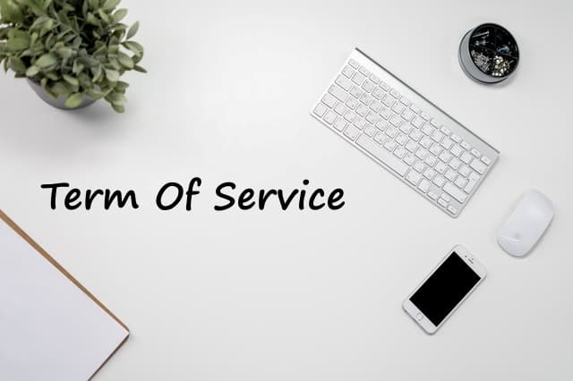 Terms Of Services Anthonydaries.com
